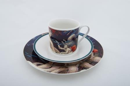 W_odzimierz Szpinger_Zestaw porcelanowy (4)