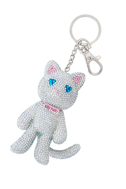 Katy Perry Limited Edition Crystal Cat Key Chain 34,99EUR 30.00GBP 55,90CHF 139,90PLN