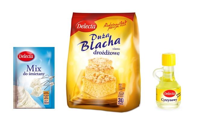 Delecta_mix produktow_baba wielkanocna
