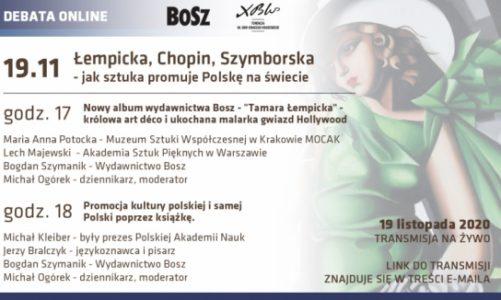 Łempicka, Chopin, Szymborska – jak sztuka promuję Polskę na świecie